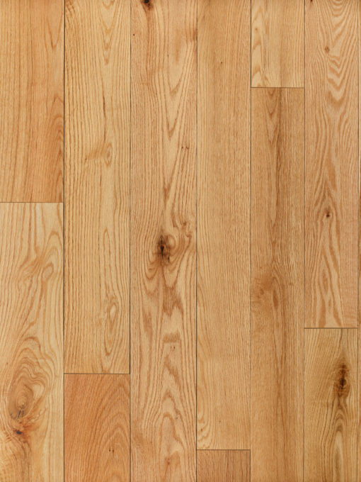 "Red Oak 4 1/4"" -Natural"